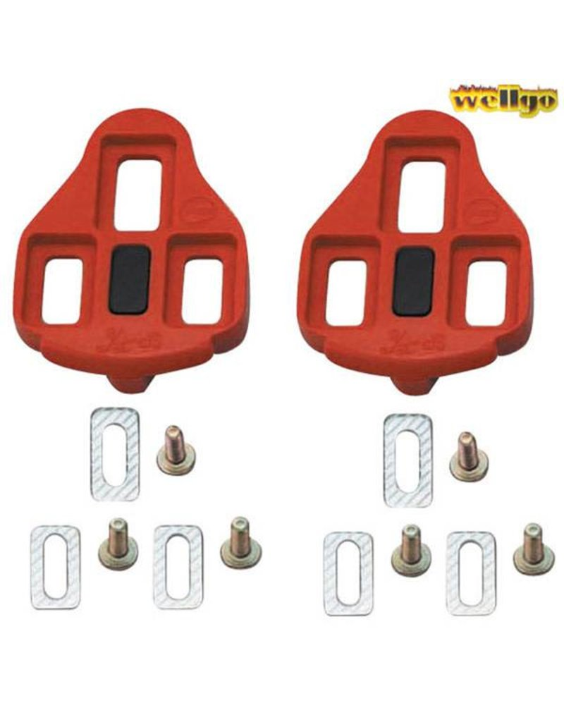 WELLGO Wellgo Cleat Kit for WAM-R1