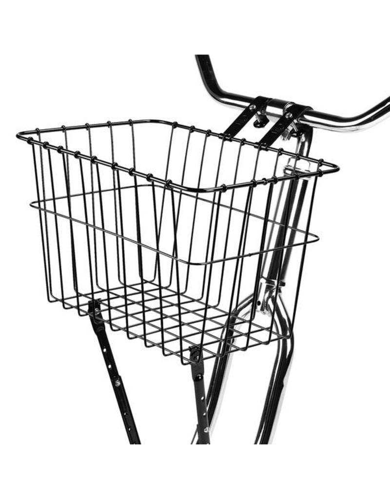 WALD Wald Front Bolt on Wire Basket