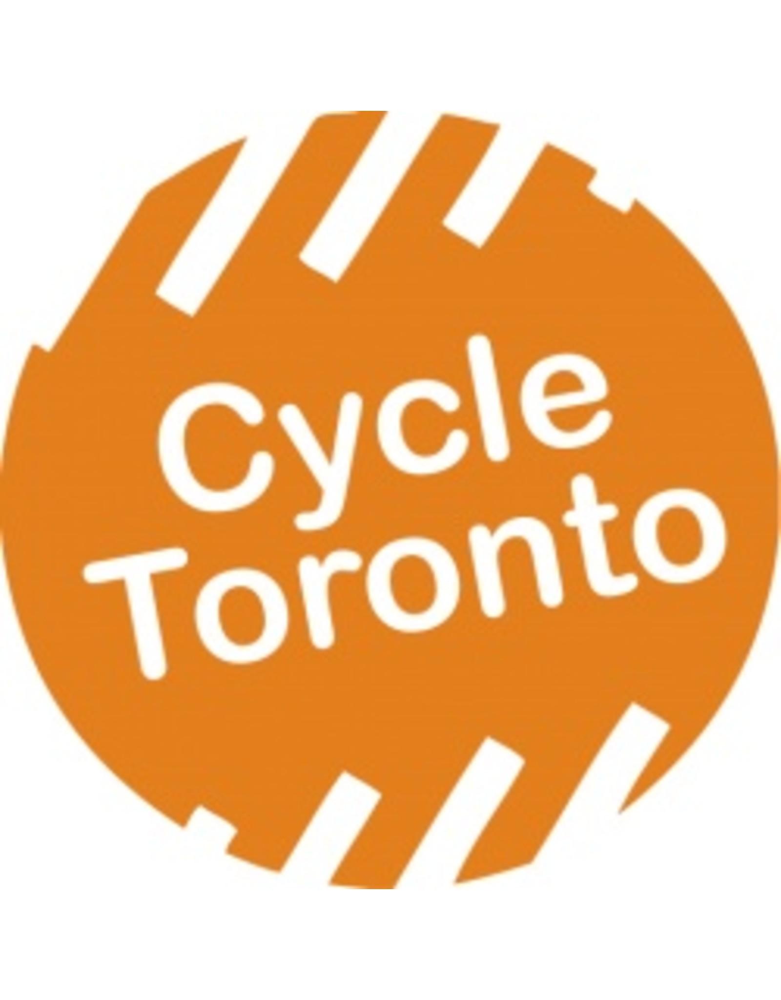 MEMBERSHIP Toronto Bike Union Membership