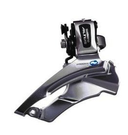 SHIMANO Shimano Altus FD-M313 Front Derailleur 3X7/8-Speed Down Swing Dual Pull Multi Clamp for 42/48T