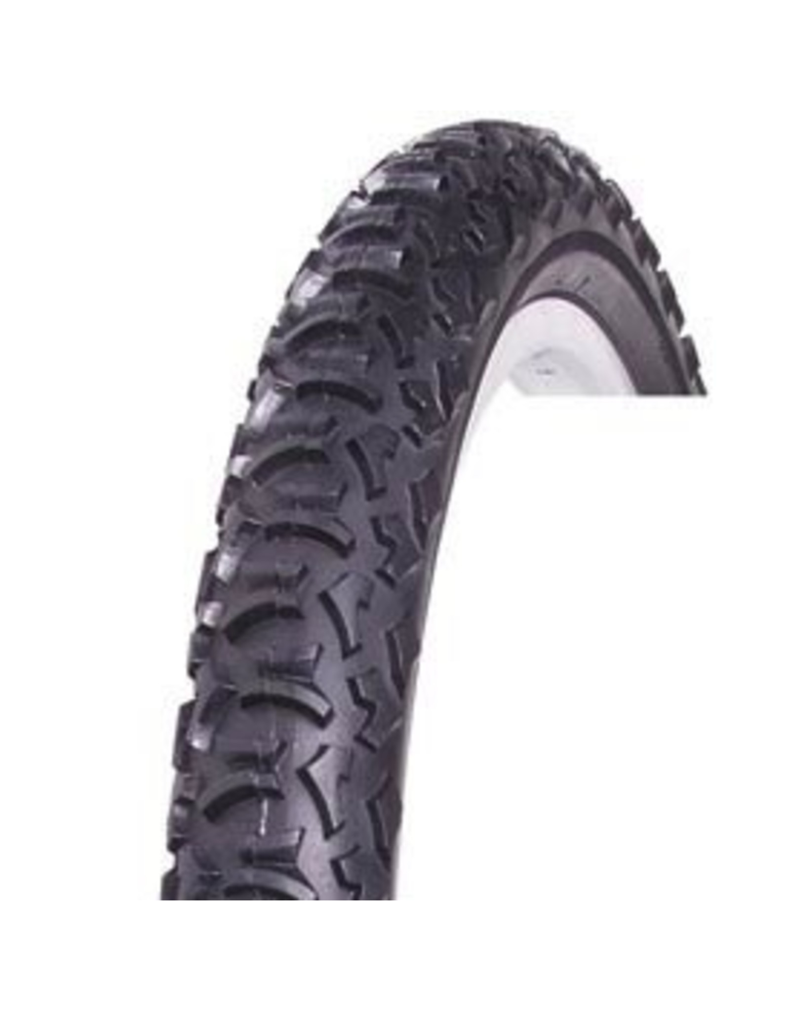 VEE RUBBER Vee Rubber Tire - Black - 12 1/2 x 2 1/4