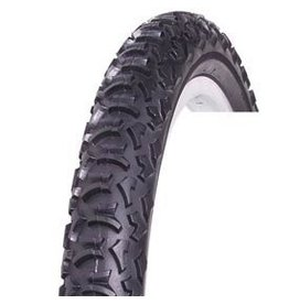 VEE RUBBER Vee Rubber Tire - Black - 12 1/2 x 2 1/4