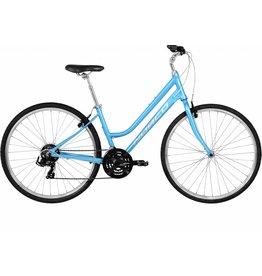 NORCO Norco Yorkville Step-Thru Ice Blue/Silver