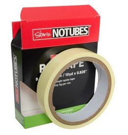 STAN'S Stan's NoTubes 10 Rimtape - Yellow - Large Rim - 25mm x 9.14m