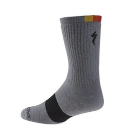 SPECIALIZED Specialized Winter Wool Socks - Grey - Small