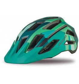 SPECIALIZED Specialized Tactic III Helmet - Mint Fractal - L