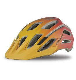 SPECIALIZED Specialized Tactic III Helmet - Matte Tangerine Fade - L