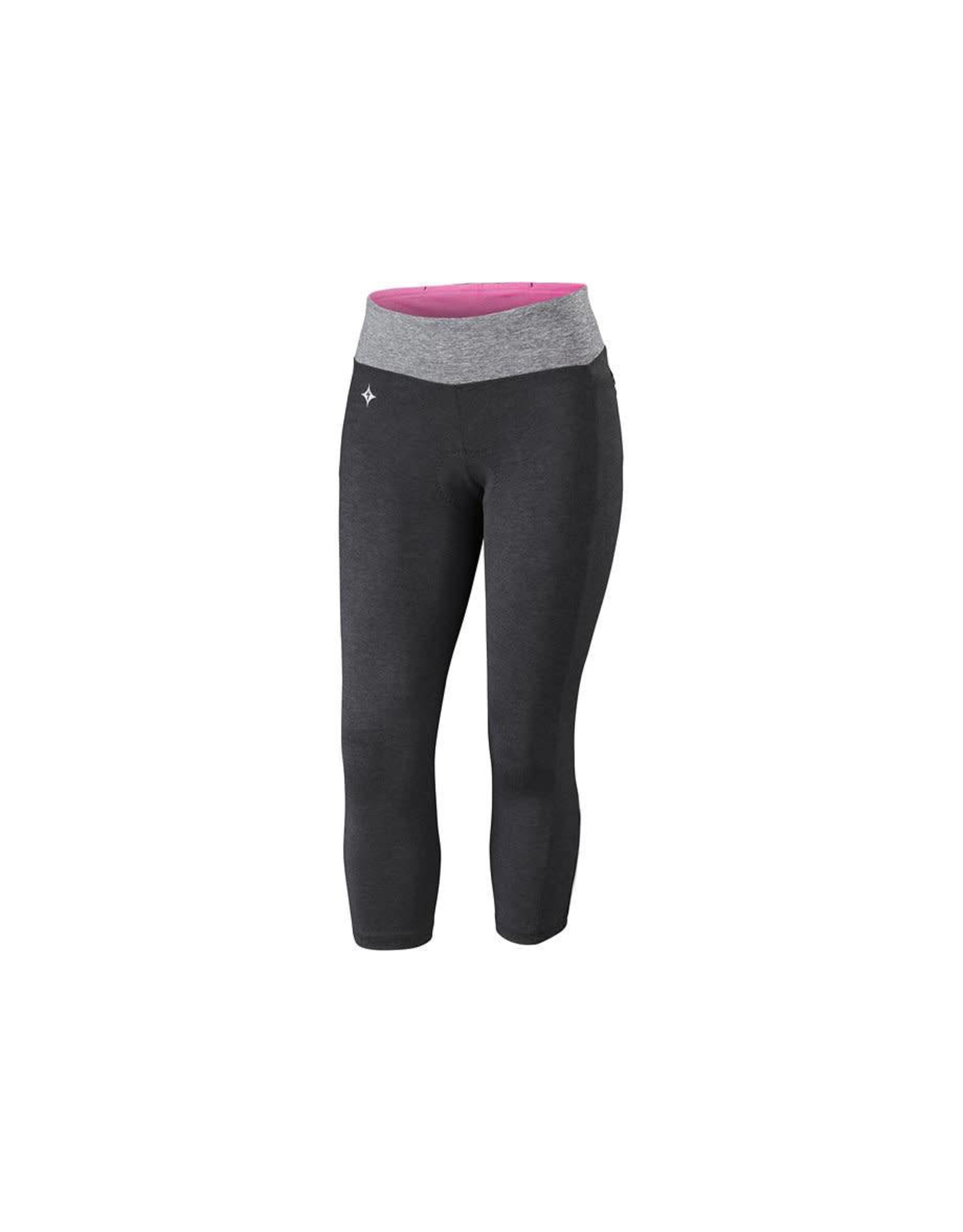 SPECIALIZED Specialized Women's Shasta 3/4 Tight - Black Heather - S