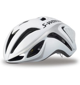 SPECIALIZED Specialized S Works Helmet Evade - White - L
