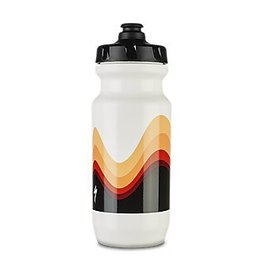 SPECIALIZED Specialized Little Big Mouth Water Bottle - White/Red/Orange Ridge Run - 21oz