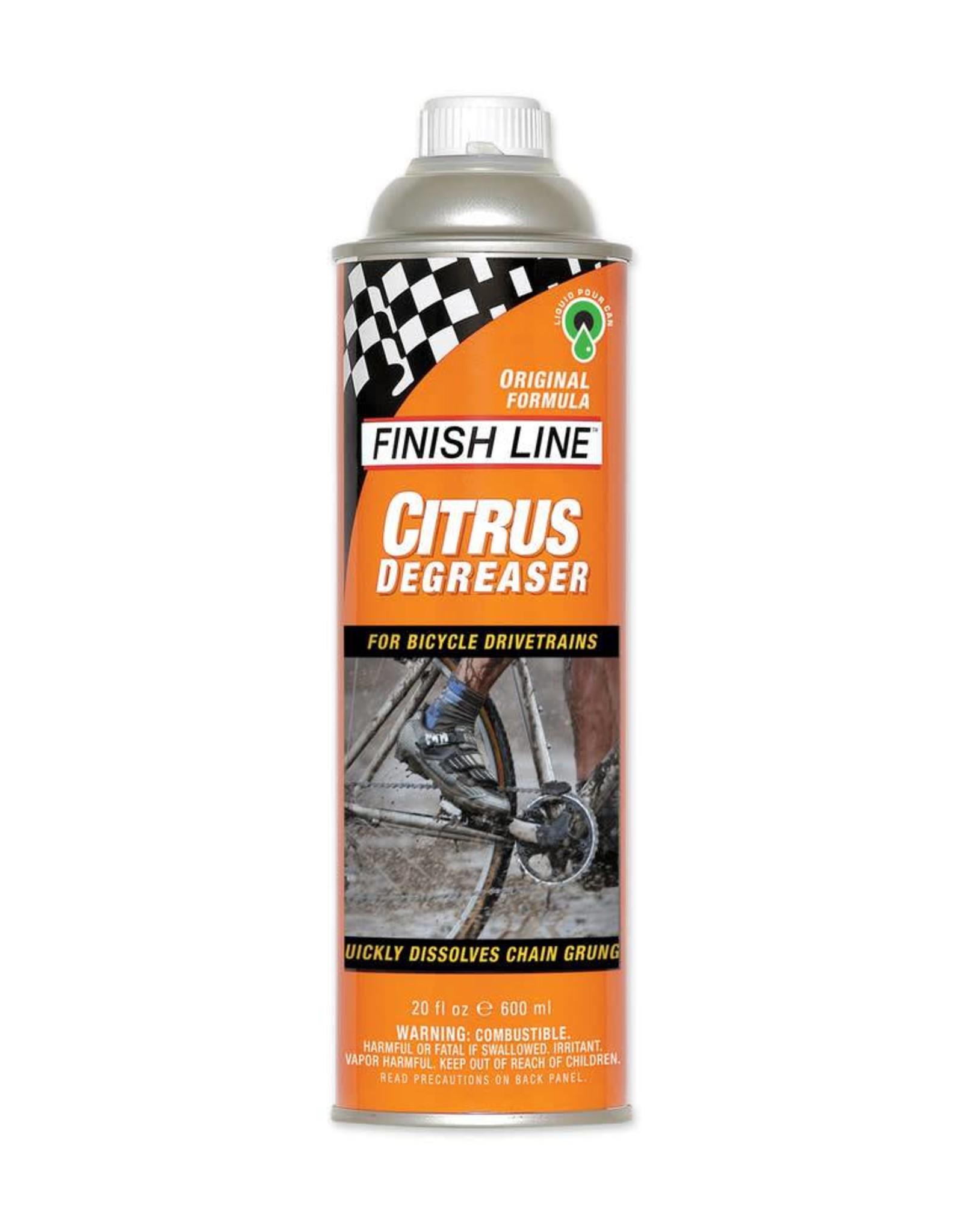 FINISH LINE Finish Line Citrus Degreaser Can - 600ml - Single