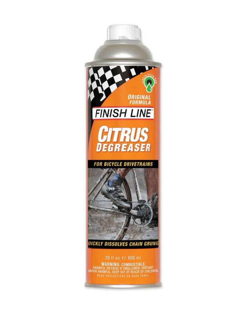 FINISH LINE Finish Line Citrus Degreaser Can - 600ml - Single
