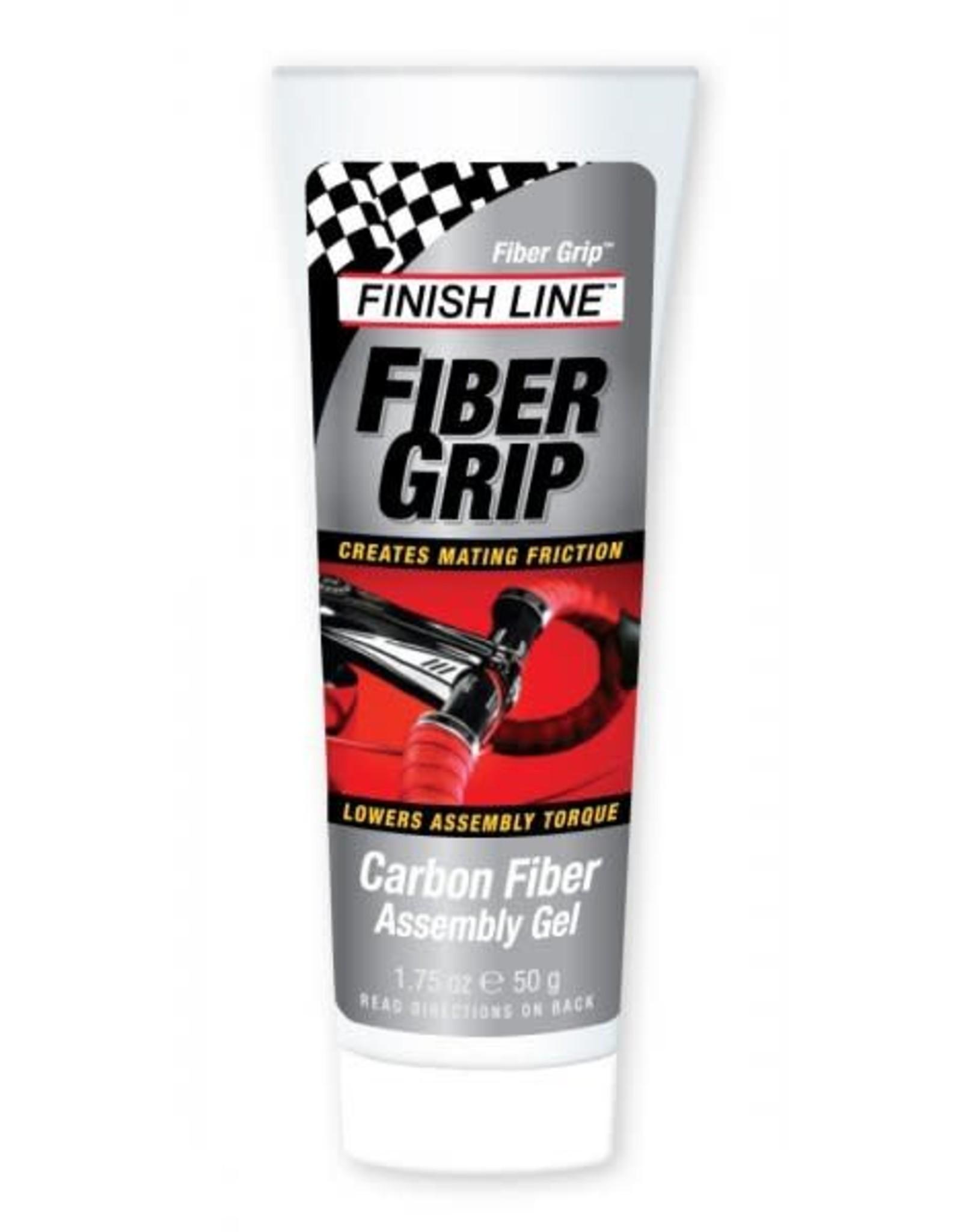FINISH LINE Finish Line Fiber Grip Assembly Gel for Carbon - 1.75oz/50g