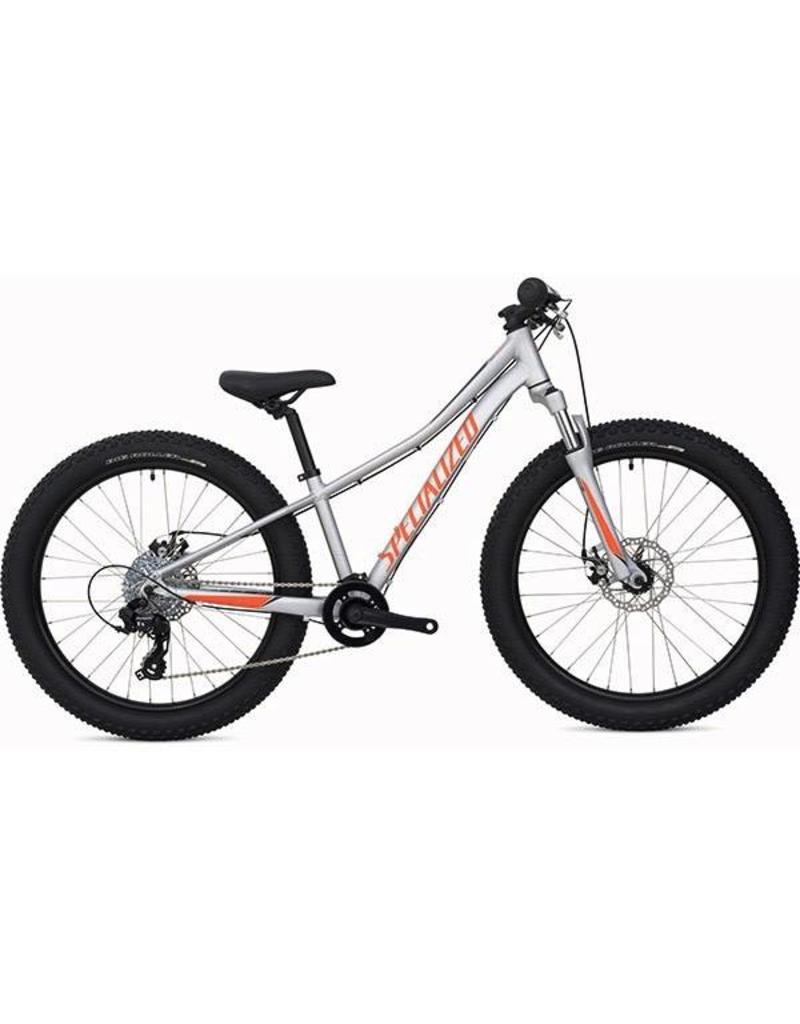 SPECIALIZED Specialized Riprock - Silver/Moto Orange/Black - 24