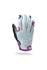 SPECIALIZED Specialized Women's Grail Glove Long Finger - Light Grey Heather/Fuchsia - Medium