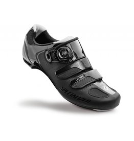 SPECIALIZED Specialized Women's Ember Road Shoe - Black/Silver - 38