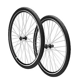 SPECIALIZED Specialized Alibi Sport Wheelset w/ Tires - Black - 700c