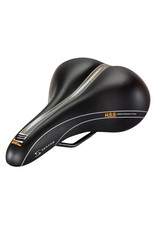 SERFAS Serfas Mens Reactive Gel Vinyl Saddle