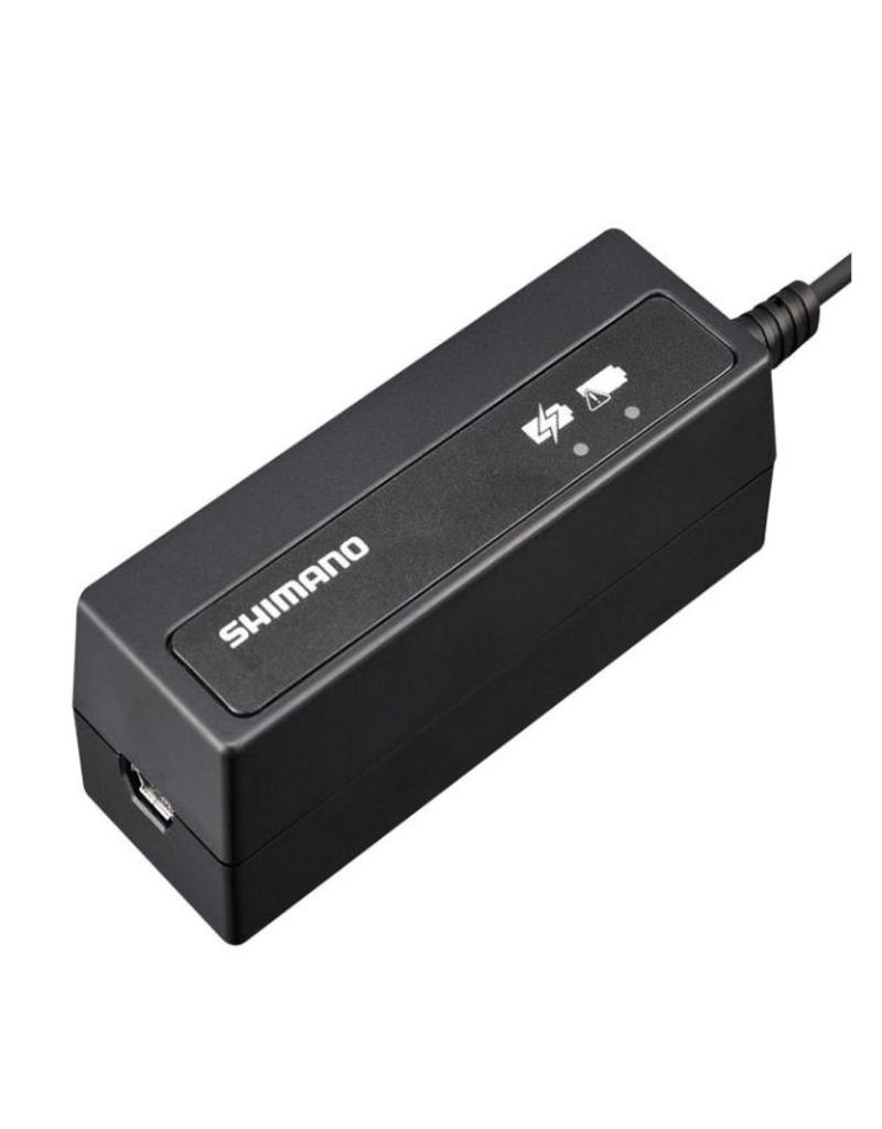 SHIMANO Shimano Battery Charger SM-BCR2 for SM-BTR2 Including Charging Cord for USB Port - Ind. Pack