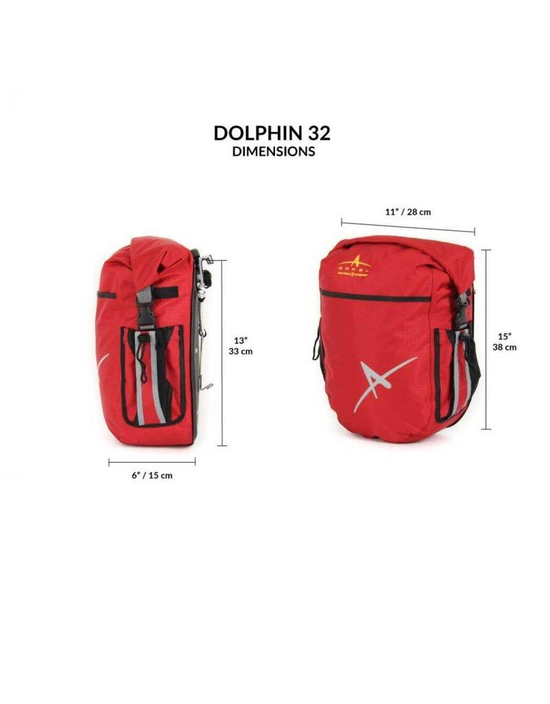 ARKEL Arkel Dolphin 32 - Red