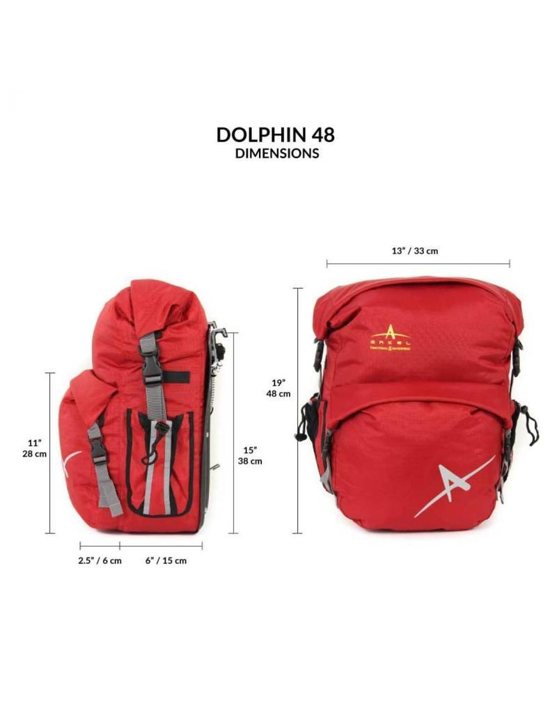 ARKEL Arkel Dolphin 48 - Red