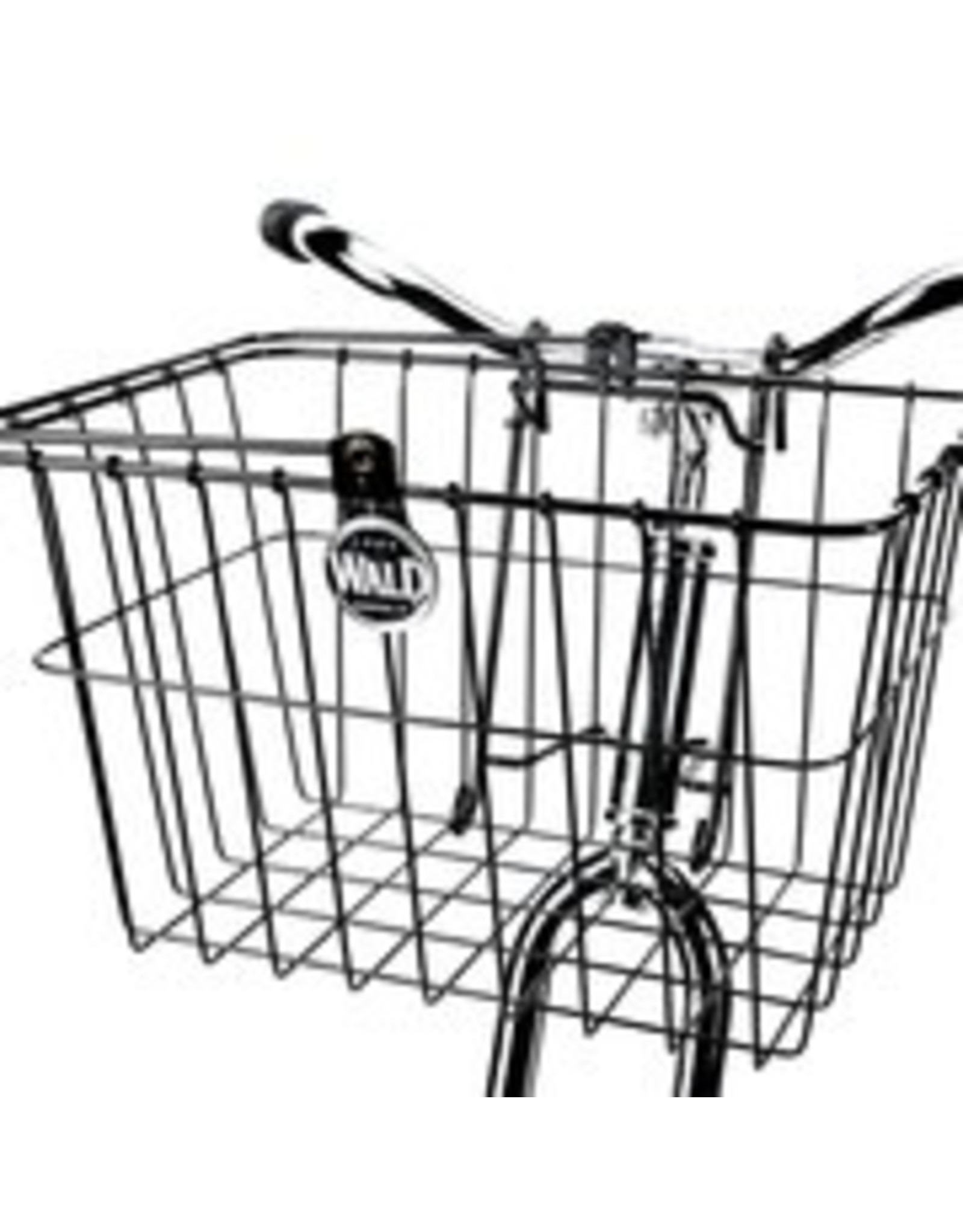 WALD Wald Front Quick Release Wire Basket
