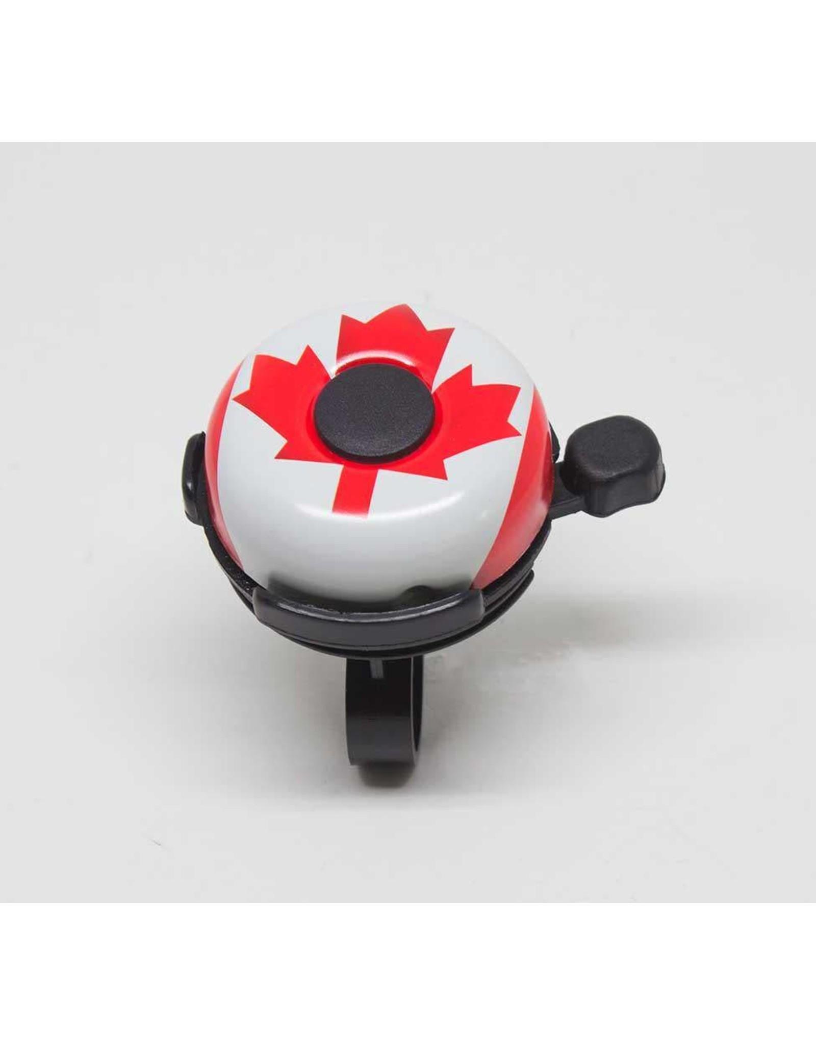 49N 49n Canada Flag Bell
