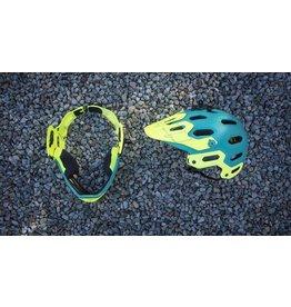 BELL Bell Super 3 Helmet Mips - Matemerald/Retina Sear - M