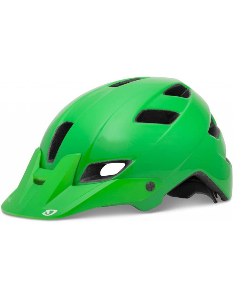 GIRO Giro Feature Helmet - Kelly Green - L