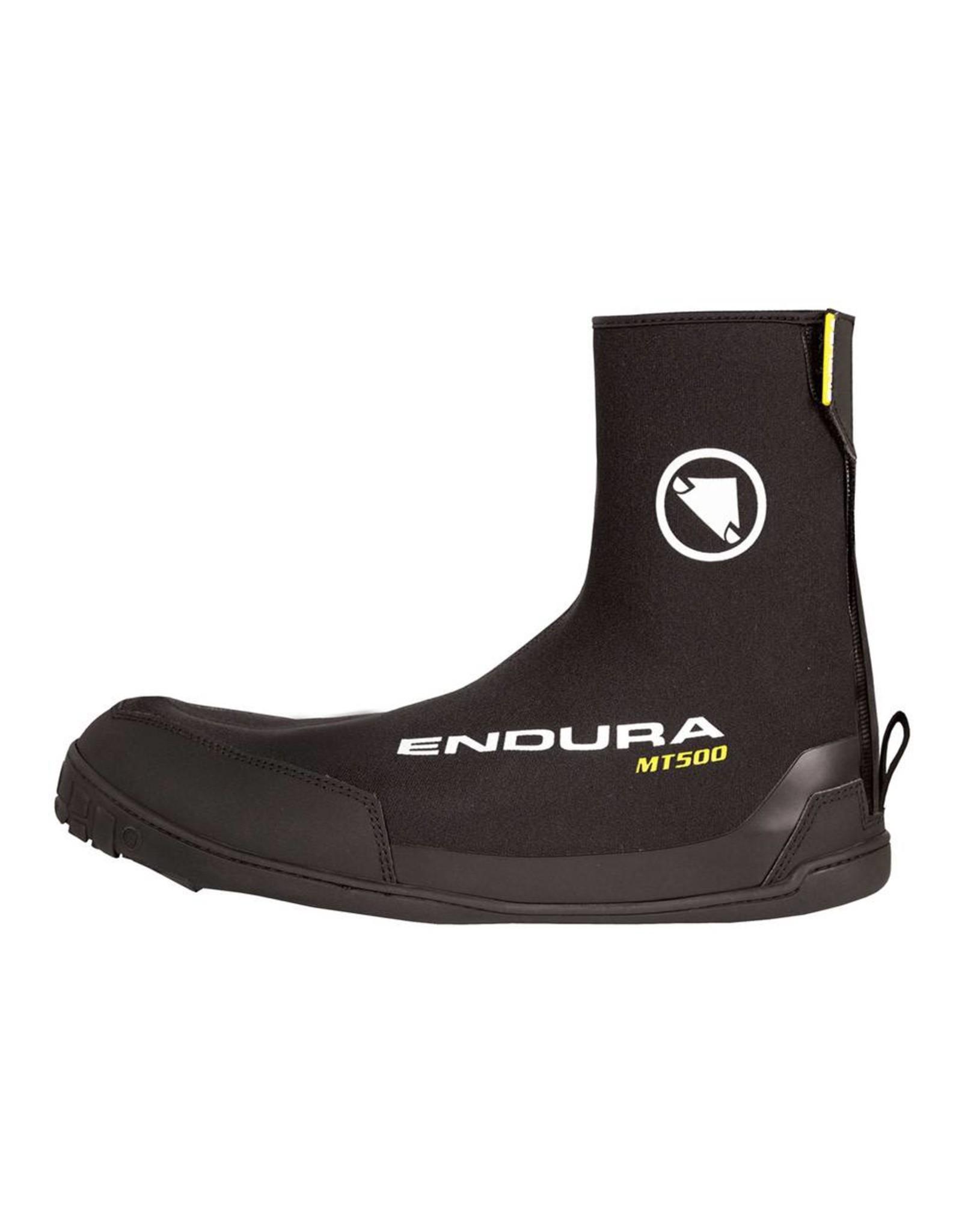 ENDURA Endura MT500 Plus Overshoe - Black - M/L