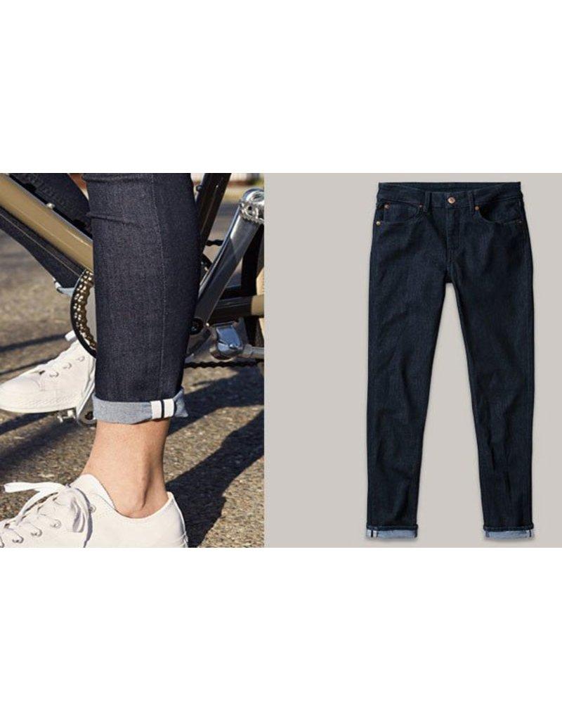 LEVI Levi's 721 Ladies Commuter High Skinny Indigo Jeans - 27 X 32