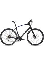 SPECIALIZED Specialized Sirrus Men's Elite Carbon - Tarmac Black/Rocket Red-Acid Blue Fade/Charcoal Reflective
