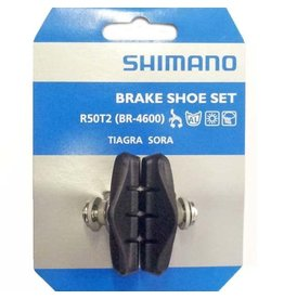 SHIMANO Shimano R50t2 Br-4500 Y8jy98070 Brake Pads Pair Single