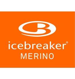 Icebreaker Mens Anatomica SS V - Ivory/White - L