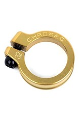 Chromag Fixed Clamp Gold 32mm