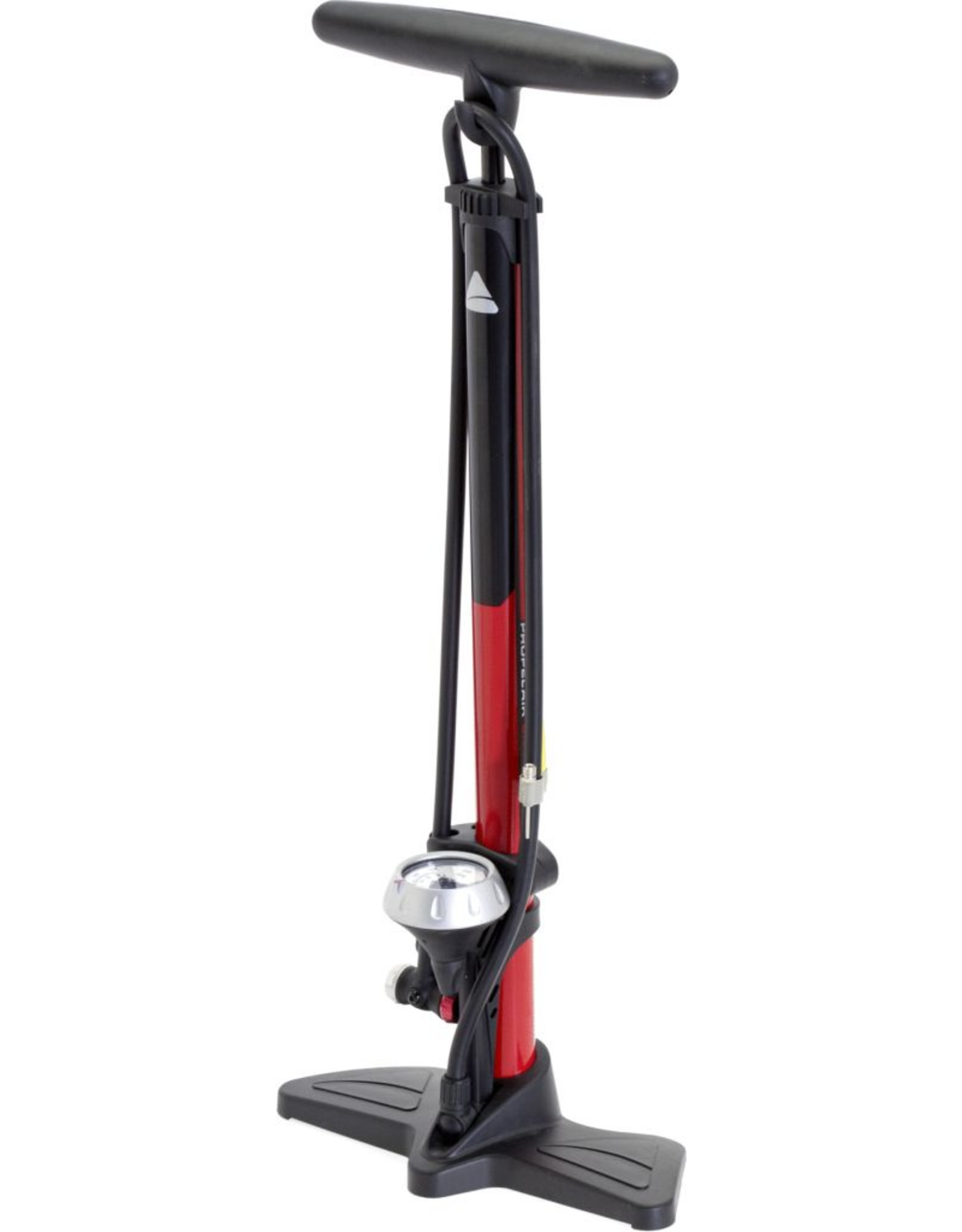 AXIOM Axiom Propelair Floor Pump - Red