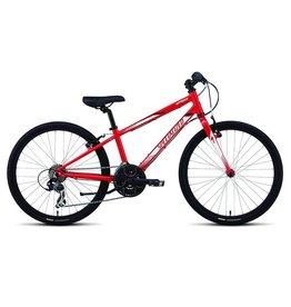 SPECIALIZED Specialized Hotrock 24 - 21 Speed Street - Red/White/Black