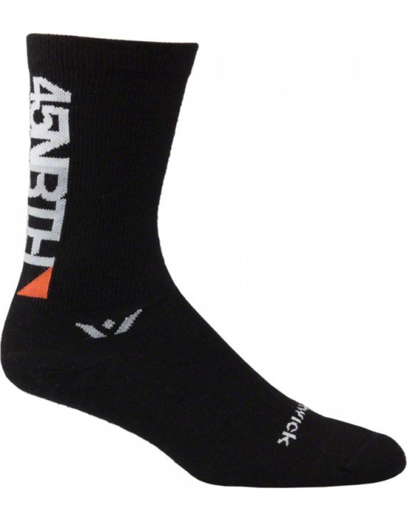 45NRTH 45NRTH Swiftwick Socks - Black - Large
