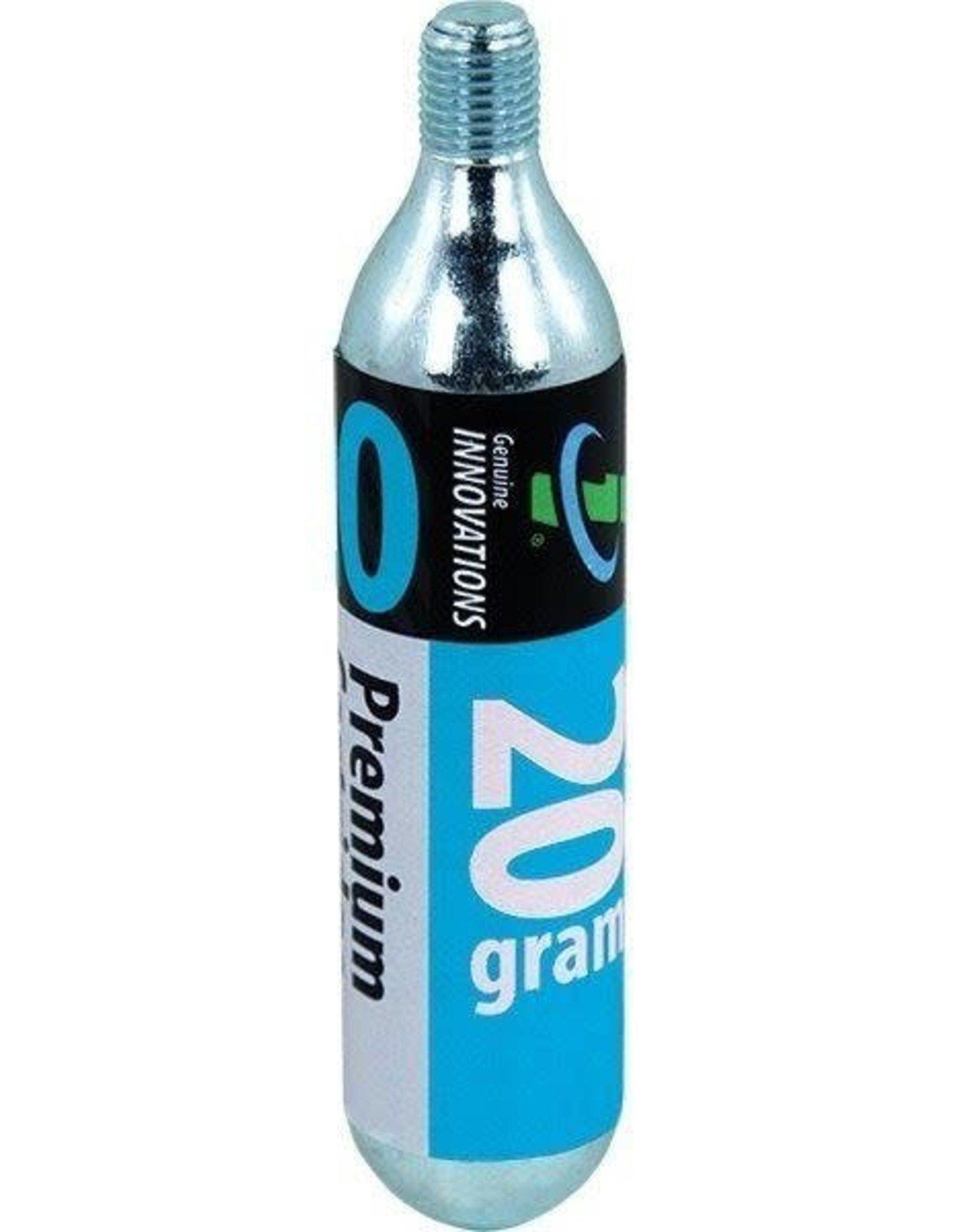 Genuine Innovations 20g Threaded CO2 Cartridge