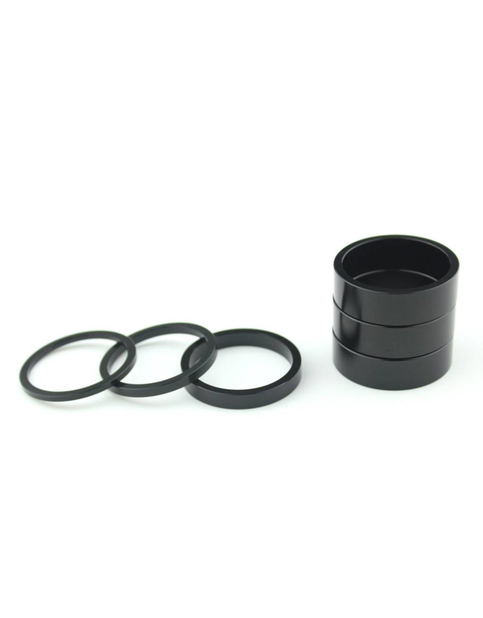 "1.5"" x 3mm Black Headset Spacer"
