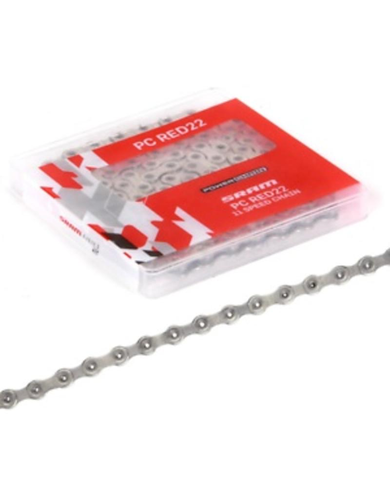 SRAM Sram Red22 Hollowpin Chain 11-Speed 114 Links