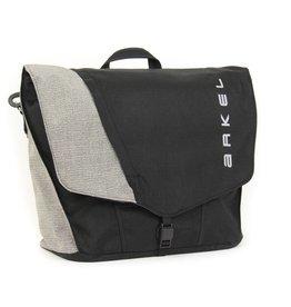 ARKEL Arkel Messenger Briefcase - Black/Grey