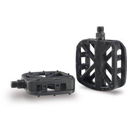 SPECIALIZED Specialized P.series Nylon Platform Pedals - Black