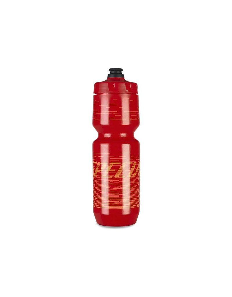 SPECIALIZED Specialized Moflo Purist Bottle - Red/Yellow - 26oz