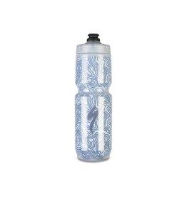Specialized Insulated Chromatek Moflo Purist Bottle - Translucent/Blue - 23oz