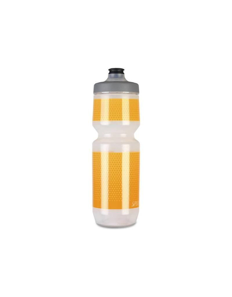 SPECIALIZED Specialized Watergate Bottle - Translucent/Yellow - 26oz