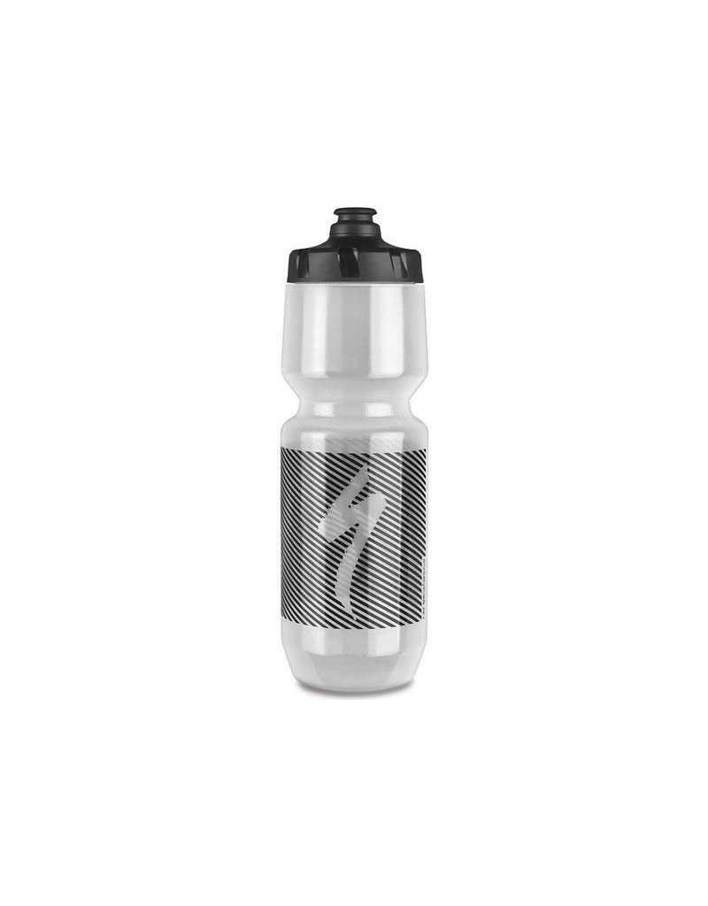 SPECIALIZED Specialized Purist Watergate Bottle - Translucent - 26oz