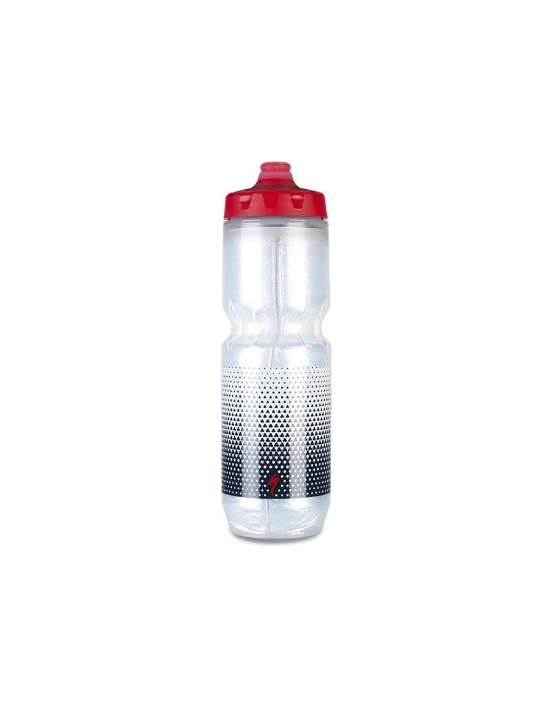 SPECIALIZED Specialized Purist Insulated Fixy Bottle - Translucent/Blue - 23oz