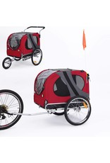 Damco Pet Trailer 2 in 1