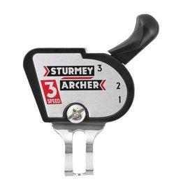 SHIMANO Sturmey 3-Speed Trigger Shifter - Shimano Pull